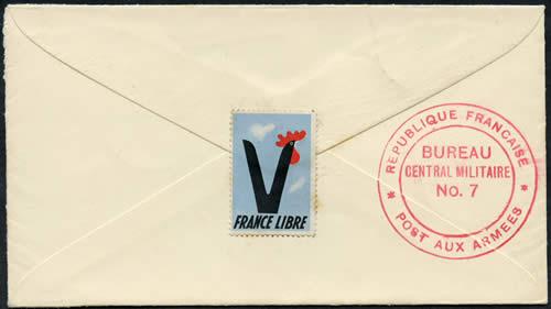 courrier fran ais en grande bretagne 1940 1945. Black Bedroom Furniture Sets. Home Design Ideas