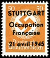Occupation de Stuugart