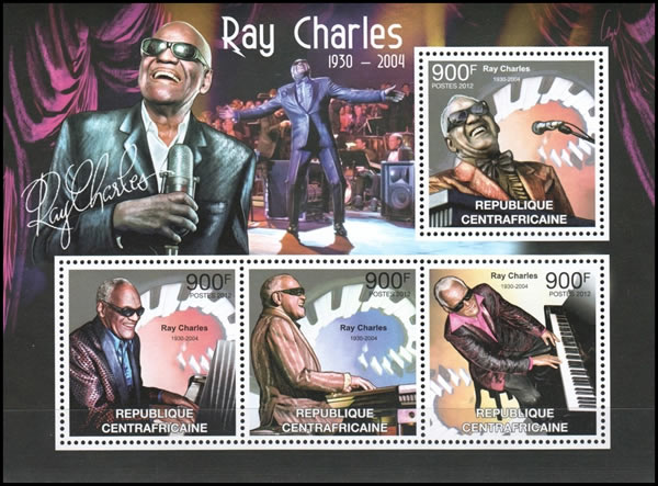 Ray Charles BF Centrafrique