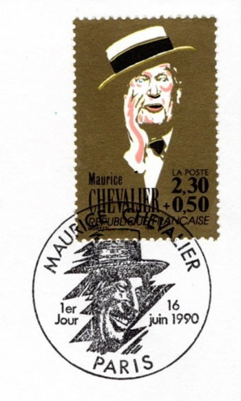 FDc Maurice Chevalier