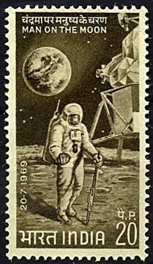 Inde Man on the Moon