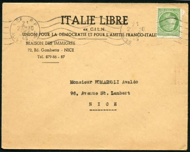 flotte italienne en 4 lettres
