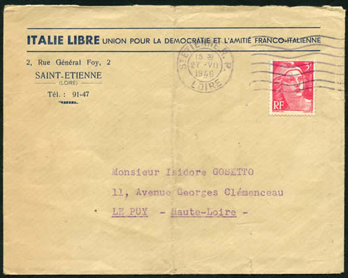 général italien en 9 lettres