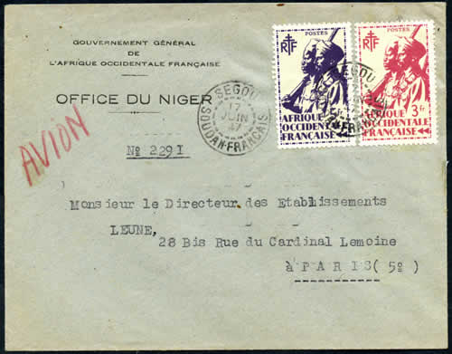 Office du Niger 1947