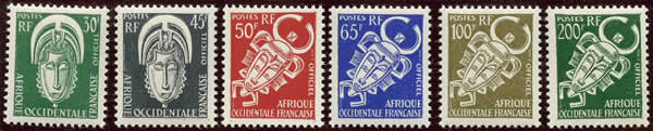 Timbres Officiels 02