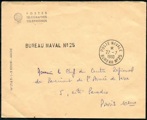 Bureau Naval N° 25