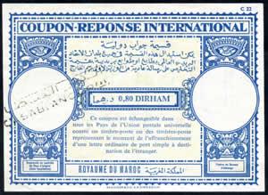 CRI 0,80 DH bilingue
