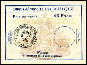 CRUF type Uf 7 16F sauf Zone espagnole