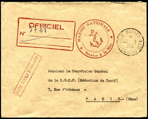 Poste Navale Agadir