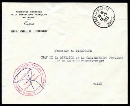 Résidence Générale 1953