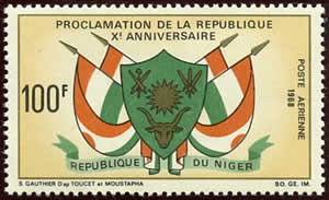 Armoiries du Niger