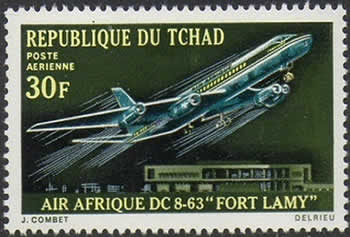 Avion Fort-Lamy