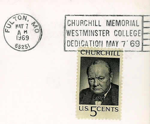 OMEC Churchill à Fulton