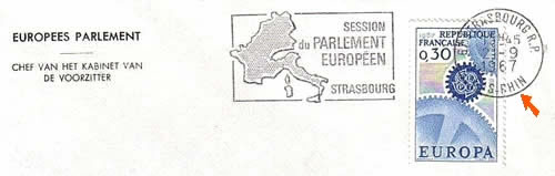 OMEC session du parlement 1967