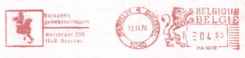 EMA Commission PB 1012 néerlandais 1976