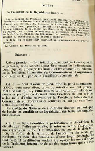 Dissolution organisations communistes (3)