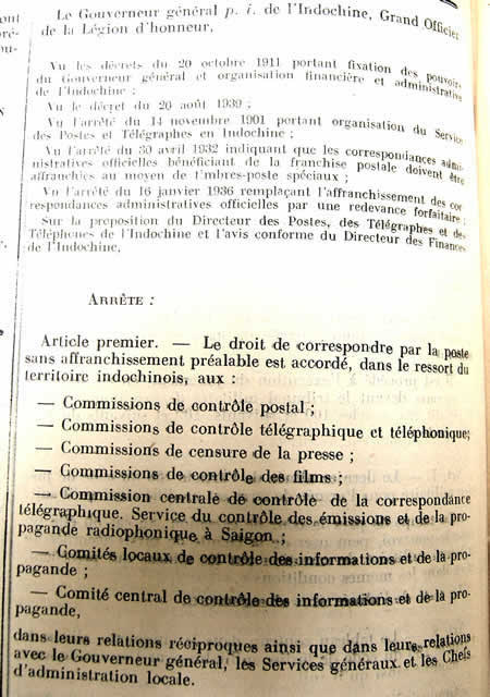 Franchise commission de censure