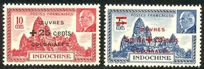 Pétain Oeuvres Coloniales