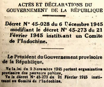 Comité Indochine