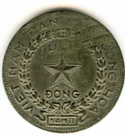 2 dong 1946 revers