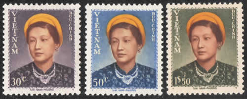 Timbres Nam Phuong